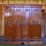 SALAK BROWN MUDA GLOSS