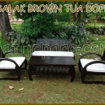 SALAK BROWN TUA DOFF