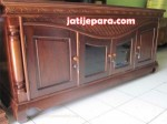 Mebel Jepara Furniture,Buffet Davinci Selendang mpb 667