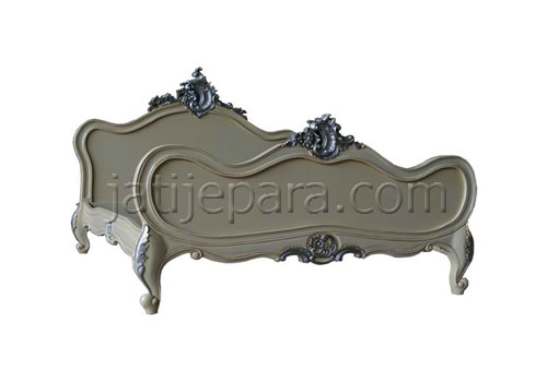 Antique Bed French Furniture