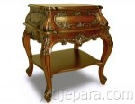 Rococo Bedside French Style