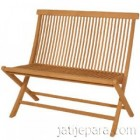 Folding Bench 120 Teak Outdoor Furniture