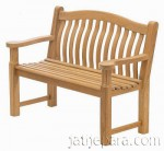 New Java Bench 155 Teak Garden Indonesia