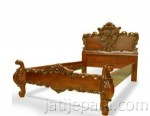 Rococo Bed French Antique Furniture