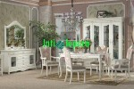 Dining Room Set French Style Furniture