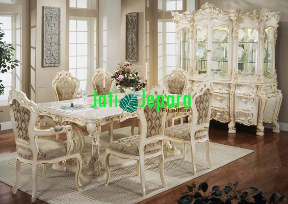 Victorian Style Diningroom Reproduction Furniture