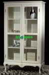 French White Armoire 2 Door