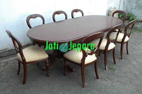 Victorian Dining Set Furniture