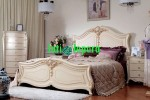 Luxury Bedroom Set White KSM 09