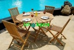 Bali Dining Table Set