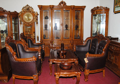 JATI JEPARA FURNITURE