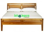 Mlonggo Teak Bed 180&#215;200