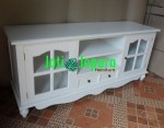 Bufet Tv White Painted Sabrina