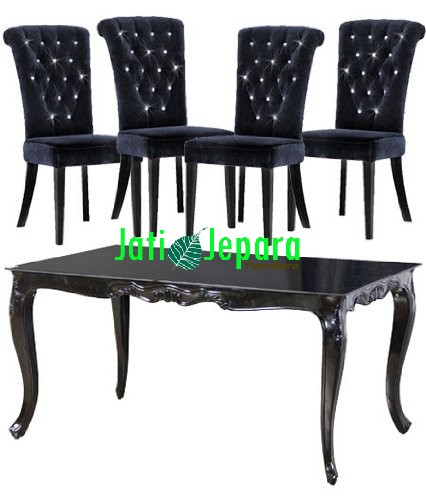 French Dining Set Guyangan