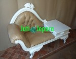 Sofa Telpon White Painted