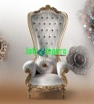 Regal King Arm Chair