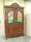 Rococo Armoire French Antique Furniture