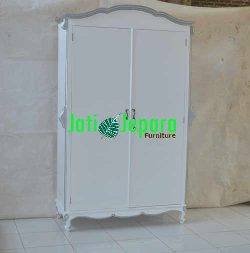 Andhika Armoire 2 Door French