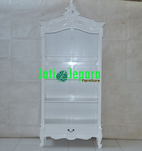 Andhika Book-Case-French-Style