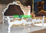 Bed French Painted Ratu BF16