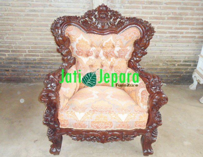 Sofa Bintang Lima 1 Seater KC 04