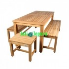 Dining Table Set Jati DTS 06