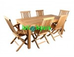 Dining Table Set Harington DTS 07