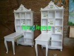 Bookcase And Cabinet Lukis BAC161