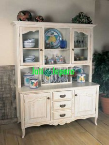 Display Cabinet Duco