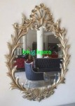 Mirror Ukir Antique Gold MUA139