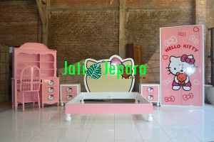 Kamar Set Hello kitty