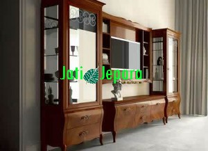 Tv Cabinet Antique Style Diani