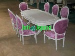 Dining Room Set Mewah Duco MM 05