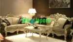 Living Room Set Baroque 006